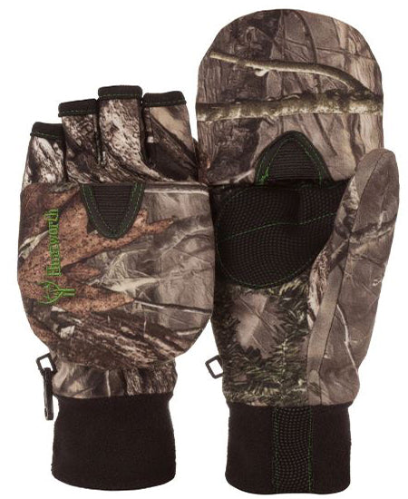 Huntworth Youth Classic Pop Top Glove -Camo-
