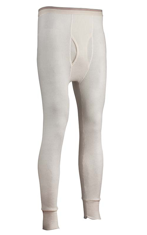 Indera Men`s/Traditional Long Johns Pant
