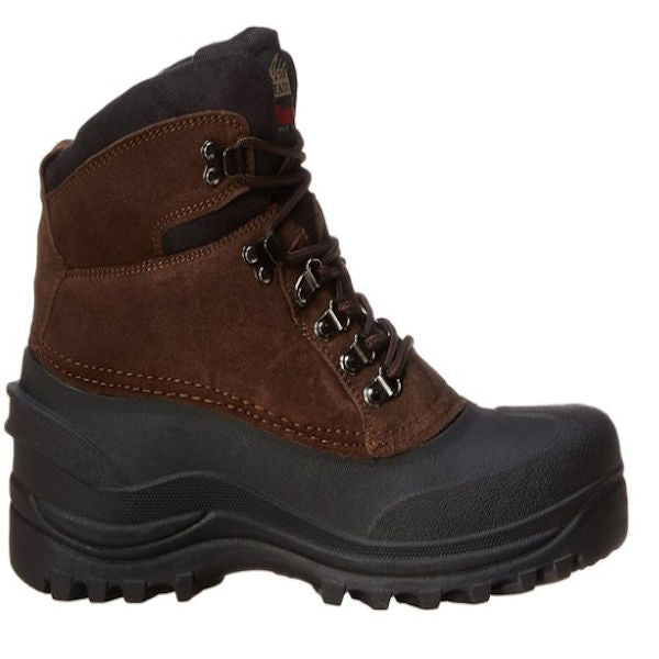 Itasca Men's Icebreaker Winter Boot -Brown-