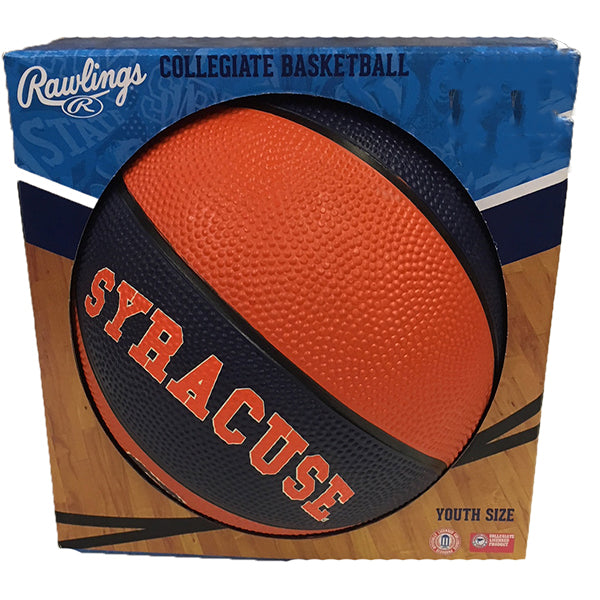 Syracuse Alley Oop Mini Basketball