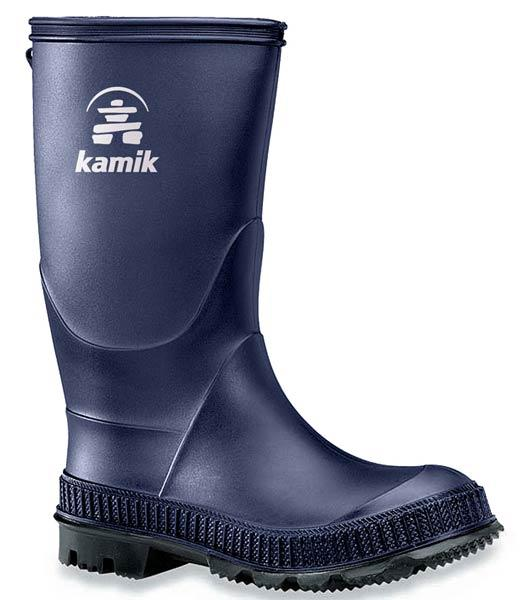 Kamik Youth Stomp Rubber Boots