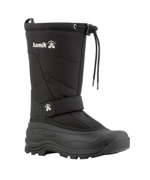 Kamik Women's Greenbay 4 Winter Boot -Black-