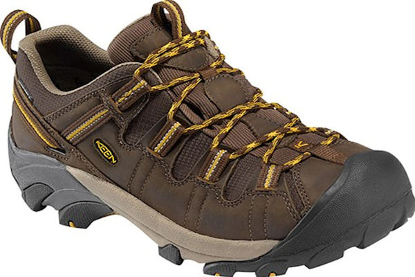 Keen Men's Targhee II Hiking Shoe -Brown-