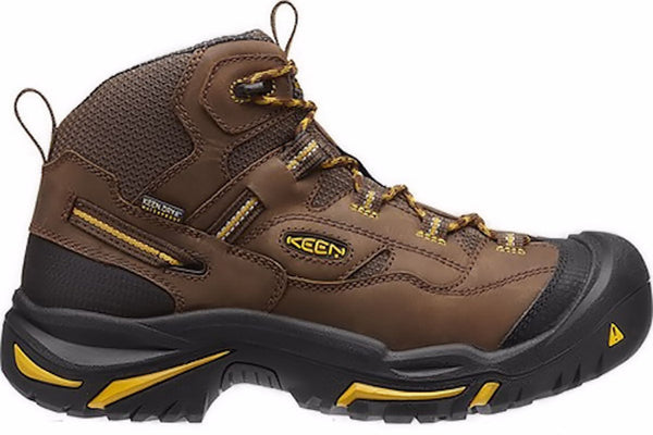 Keen Men's Braddock Mid Steel Toe Work Boot