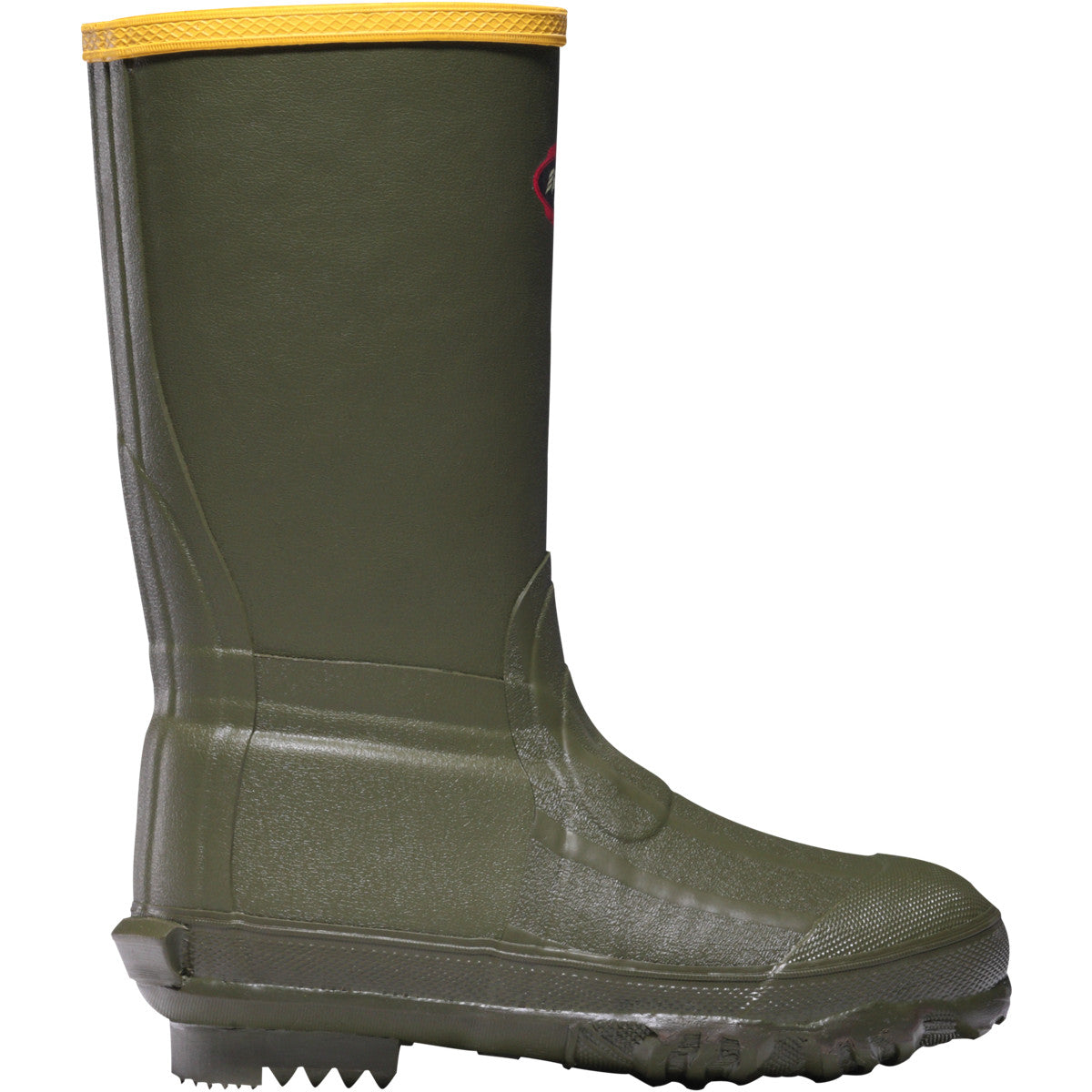 Lacrosse Boy s Lil Burly Boots -Olive Drab- – HerbPhilipson s 0619d8ac175a