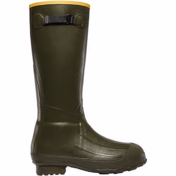 Lacrosse Men's Burly Classic Pac 18in Rubber Boot