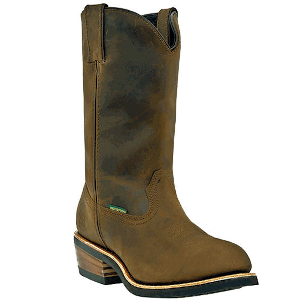 Laredo Men's Albuquerque Boots -Tan-