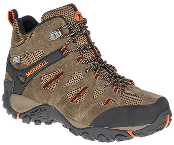 Merrell Men's Deverta Mid Waterproof Hiking Shoe -