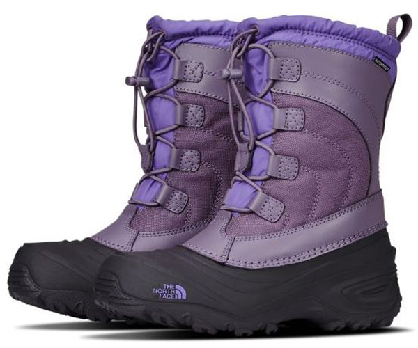 North Face Girl's Alpenglow IV Winter Boot -Sage-