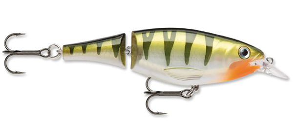Rapala X-Rap Jointed Shad 13 Lure -Yellow Perch-