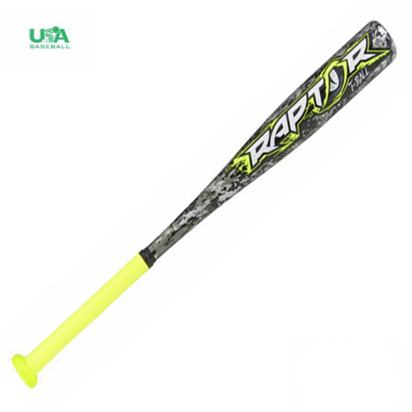 Rawlings Youth Raptor USA T-Ball Bat (-12)