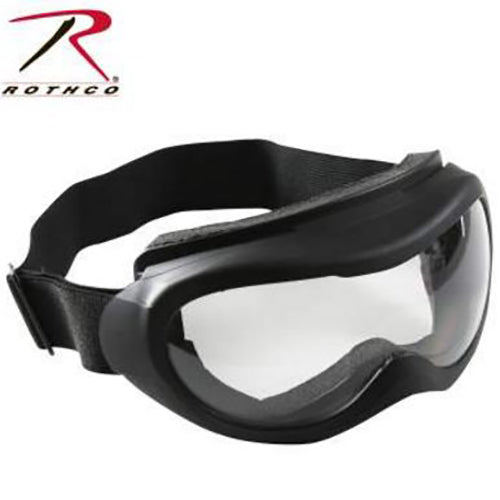 Rothco Windstorm Tactical Goggles -Black-