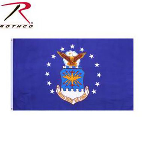 Rothco U.S. Air Force Emblem Flag