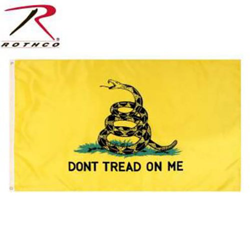 Rothco Don't Tread On Me Flag -3x5-