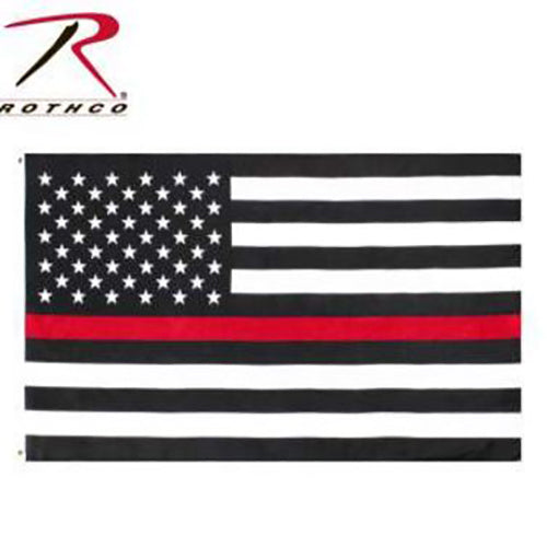 Rothco Thin Red Line Flag