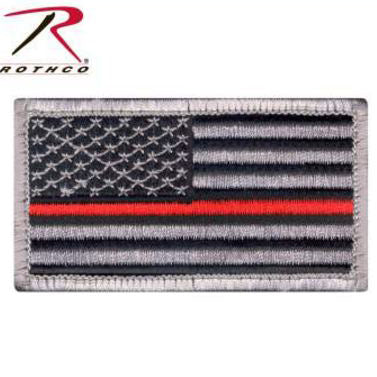 Rothco Thin Red Line Patch