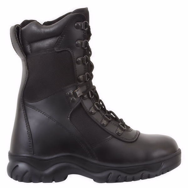 "Rothco Men's Side Zipper Forced Entry 8"" Boot"