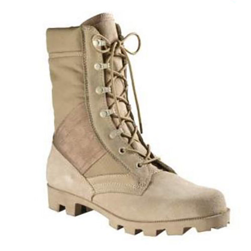Rothco G.I. Type Speedlace Desert Jungle Boot