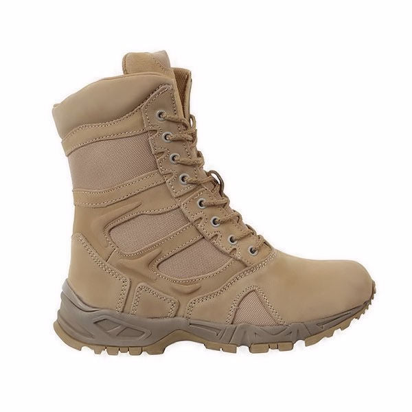 "Rothco Men's 8"" Deployment Boot"