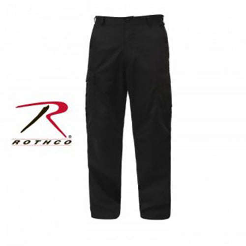 Rothco Tactical BDU Pants -Black-