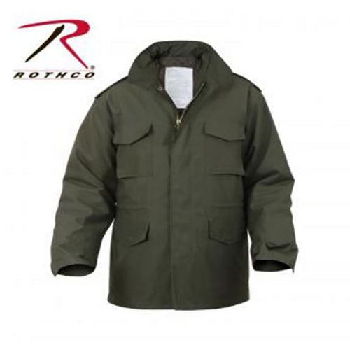Rothco M-65 Field Jacket -Olive Drab-