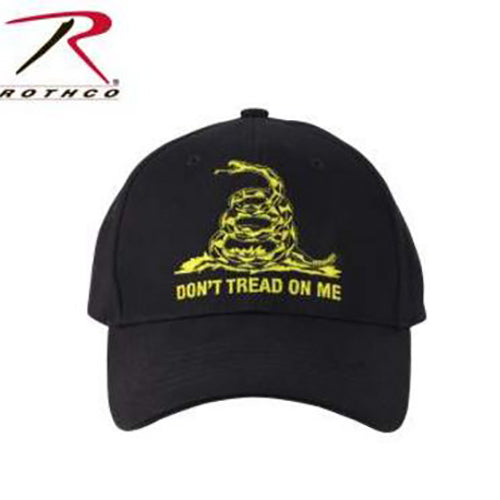 Rothco Don't Tread On Me Low Profile Cap