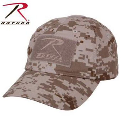Rothco Tactical Operator Cap -Desert Digital-