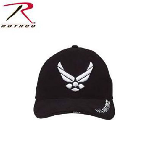 Rothco Deluxe U.S. Air Force Shield Logo Cap