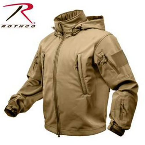 Rothco Special Ops Tactical Jacket -Coyote-