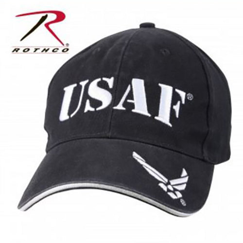 f9a50a4ddbe Rothco Vintage USAF Low Profile Cap -Navy- – HerbPhilipson s
