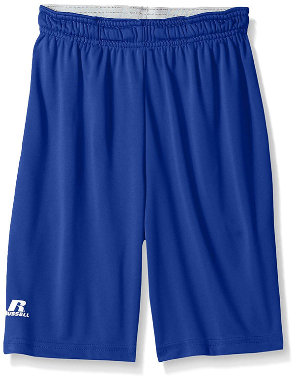 Russell Men's Mesh Shorts w/ Pocket