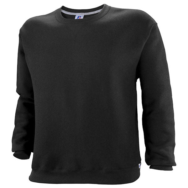 Russell Athletic Men`s Dri-Power Crewneck Fleece S