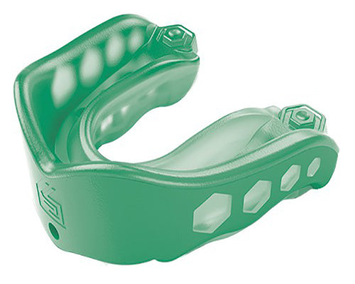 Shock Doctor Gel Max Mouthguard - Green - Adult
