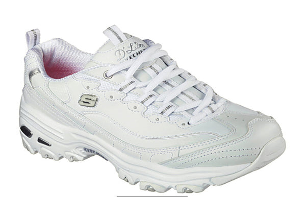 Skechers Women's Sport D'Lites Memory Foam Lace-Up