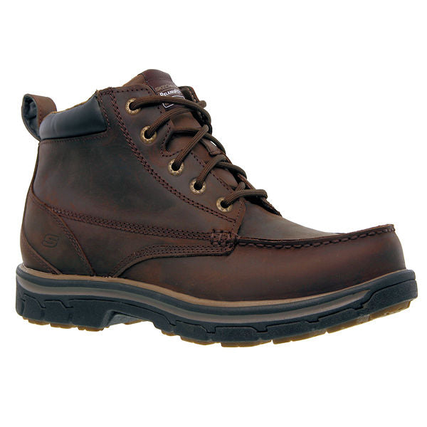 Skechers Men's Barillo Lace Up Boots