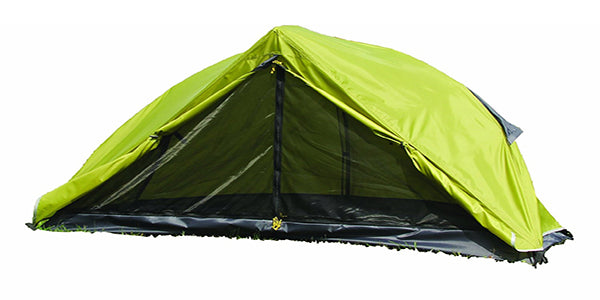 Texsport Cliffhanger 2 Backpacking Tent  -Green-