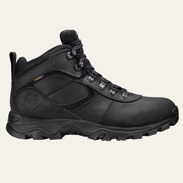 Timberland Men's Mt. Maddsen Hiker Boot -Black-