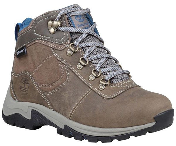 Timberland Women's Mt. Maddsen Hiker -Gray-