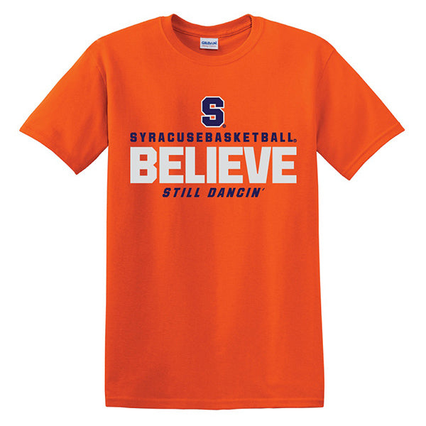 Syracuse Men's Basketball Believe Tee