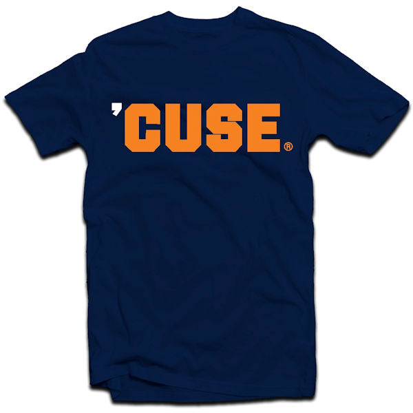 Syracuse Men's NCAA Cuse Tee