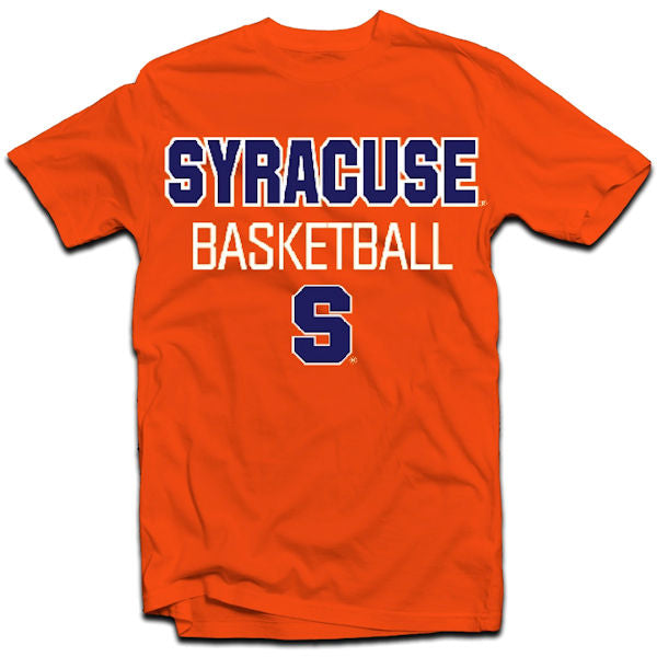 Syracuse Youth NCAA Basketball Tee