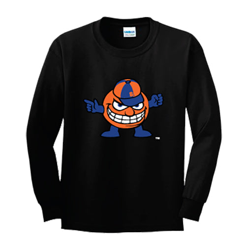 Syracuse Youth NCAA Angry Otto Long Sleeve