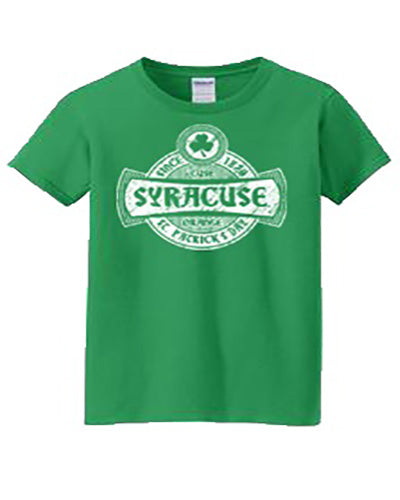 Syracuse Men's Celtic Short Sleeve Tee