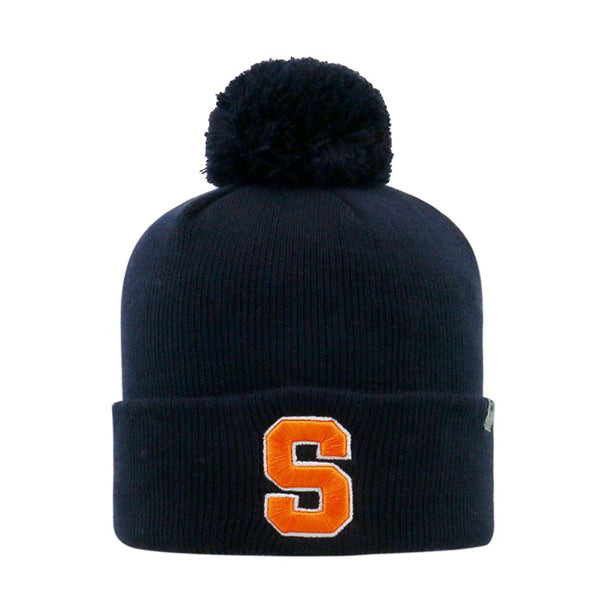 on sale ef3c1 caa76 Syracuse Youth Tow Pom Hat