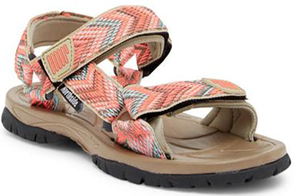 Northside Girl's Seaview Sandal -Coral-