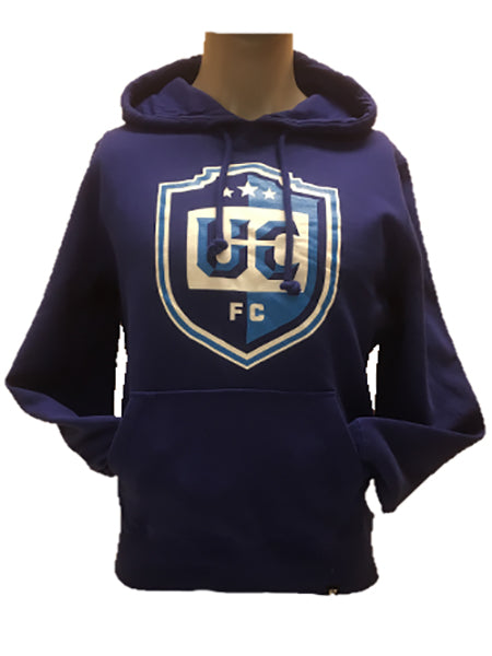 UCFC Men's Headline Hoody -Blue-