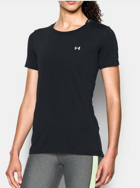 Under Armour Women's HeatGear Tee