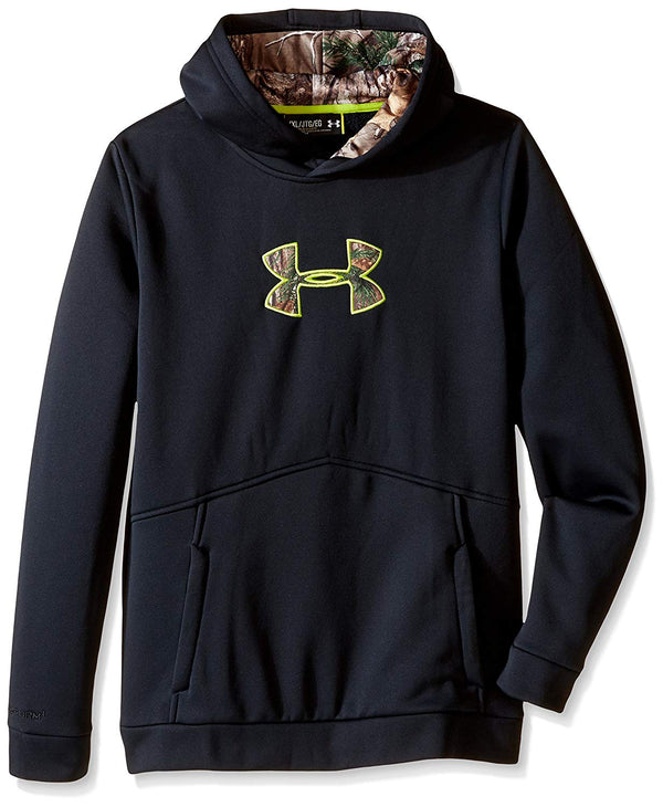Under Armour Boy's Icon Caliber Realtree Hoodie