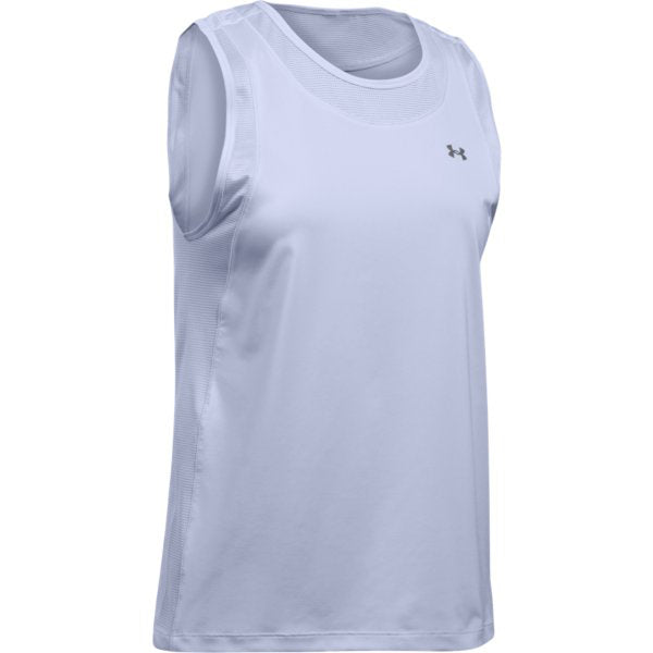 Under Armour Women's Muscle Tank -Lavender Ice-