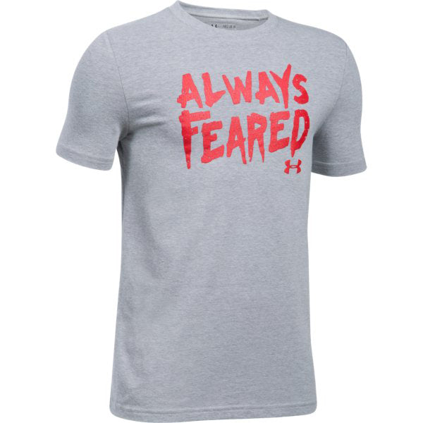 Under Armour Boy's Always Feared Graphic Tee